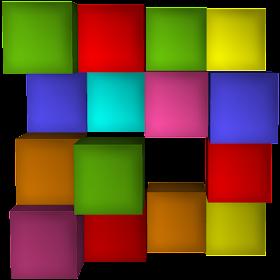 Cube 3D: Живые Обои