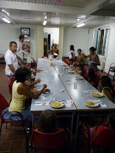 Photo: tutti a tavola