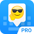 Facemoji Emoji Keyboard Pro: Keyboard Theme & GIF icon