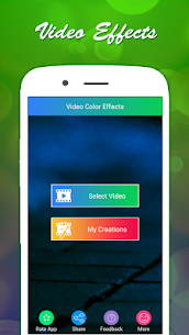 Color Video Effects, Add Music, Video Effects 1
