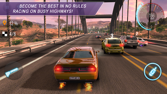 CarX Highway Racing MOD APK 1.69.2 3