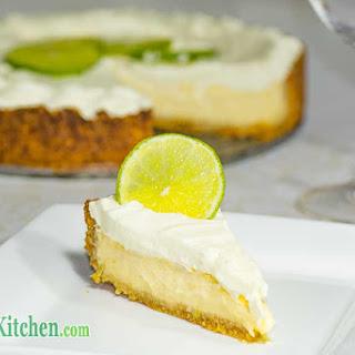 Low Carb Key Lime Pie