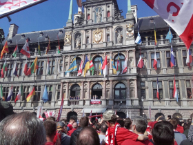 Antwerp Rules The City