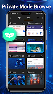 Web Browser & Explorer Apk  Download For Android 7