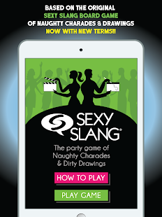 Sexy Slang - Fun Party Game- screenshot thumbnail