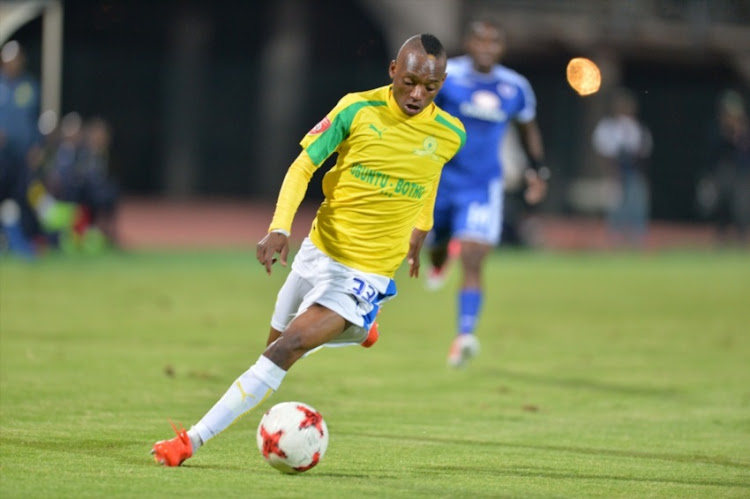 Mamelodi Sundowns forward Khama Billiat.