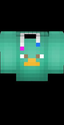 Blusa do Perry