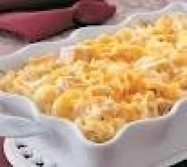 Three-cheese Chicken And Noodles Recipe