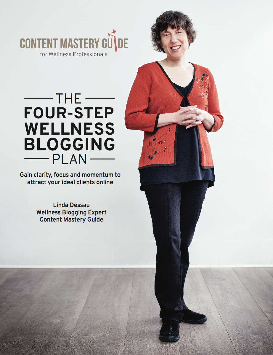 The Four-Step Wellness Blogging Plan