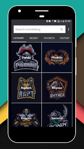 Gaming Logo Design Ideas eSport 2020 2.1 screenshots 6
