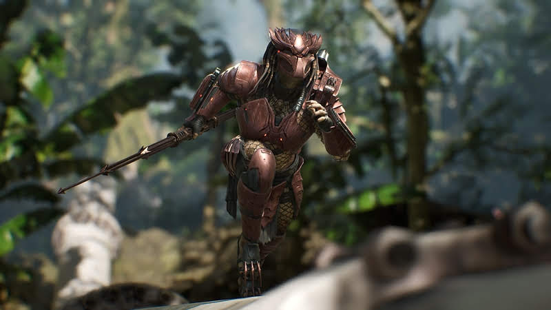 Game Release April 2020 Predator: Hunting Grounds