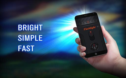Flashlight - Bright LED Flashlight 2.6 Screenshots 2