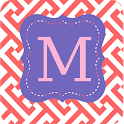 صانع نقش المونوغرام icon