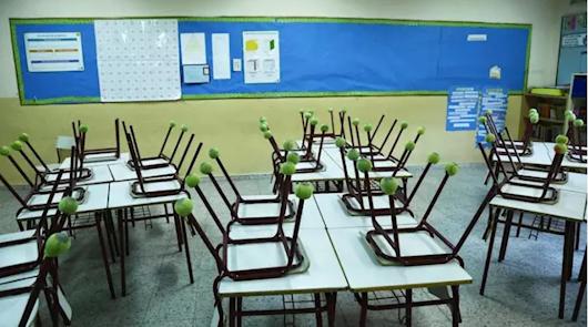 Llenar las aulas al 50% podría tener un coste de 4.200 millones de euros