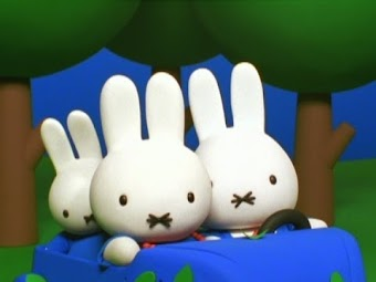 Miffy's Family Car Trip/Miffy and the Falling Leaves