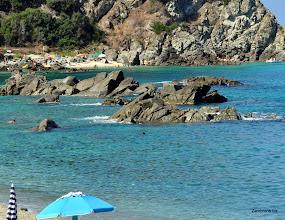 Photo: Zambrone (vv) - Scorcio spiaggia.