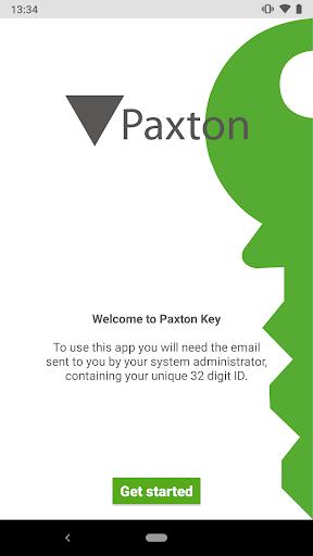 Paxton Key ss1