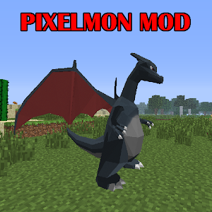 Mod Pixelmon MCPE for PC