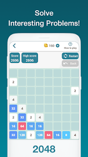 Math Puzzle - Rise up and improve your mind IQ Screenshot