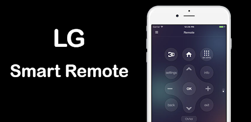 Smart remote for lg tv for PC