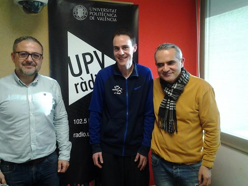 Hablemos de Fallas en UPV-RADIO. Programa nº 66. Emilio Tamarit.