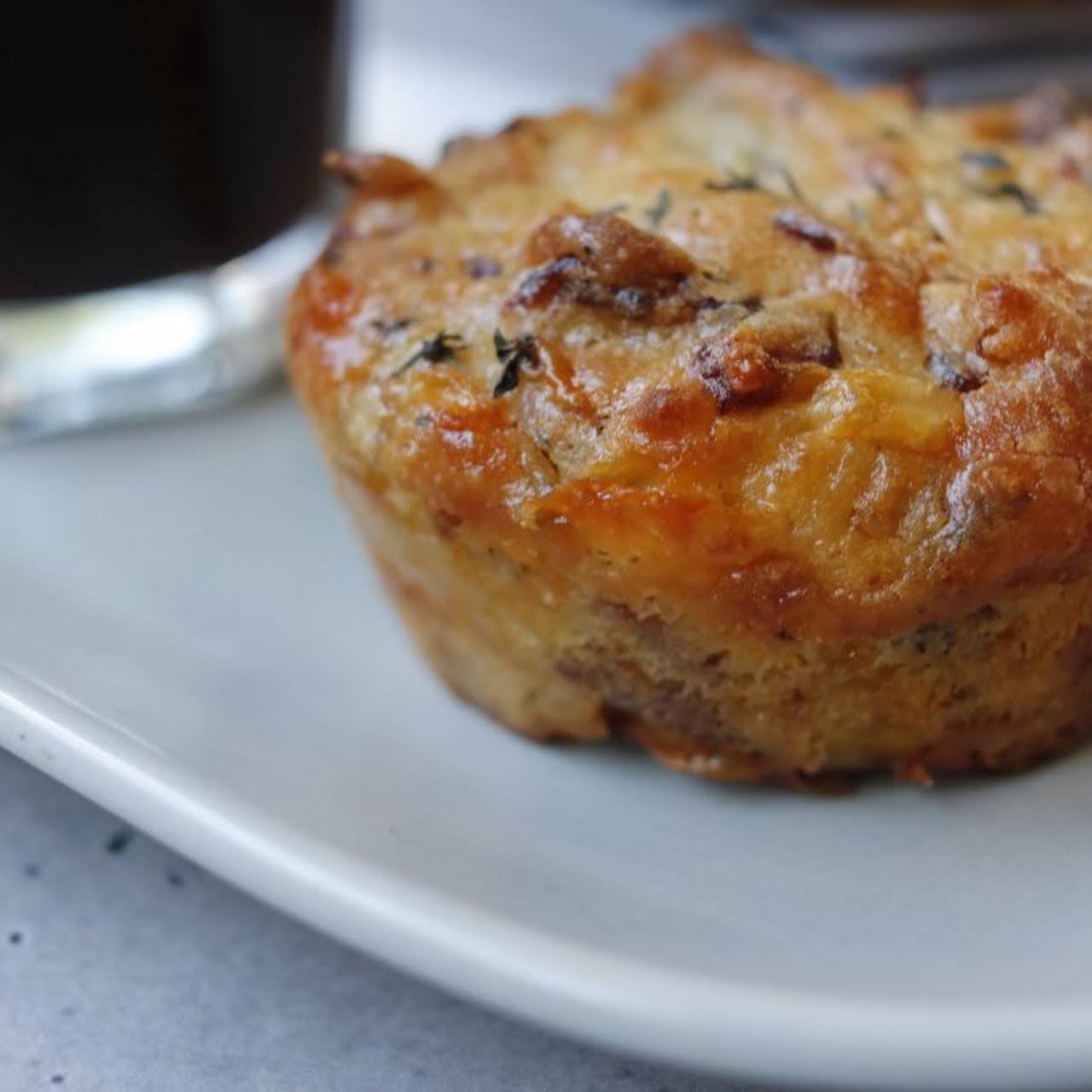 Keto Breakfast Muffins