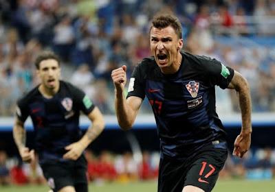 Libre, Mario Mandzukic pourrait retourner en Liga