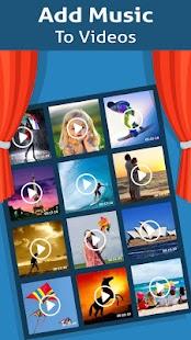Nahradit zvuk ve videu. Video Mixer Editor App. - náhled