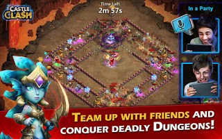 Screenshot of Castle Clash: Age of Legends