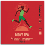 Foothills Happiness IPA Project - Move IPA