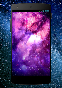 Space Pro Live Wallpaper screenshot 3