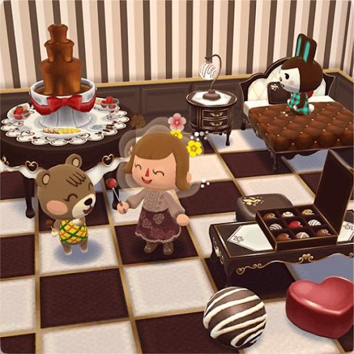 森 チョコレート ポケ スイート