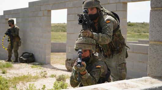 La Legión prepara el futuro en el ejercicio más ambicioso del año