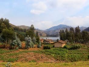 Photo: Rubavu district - Going to Gisenyi