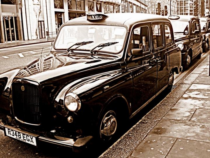 I taxi di BananaJoe