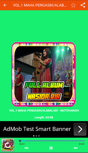 Nasida Ria Mp3 Full Album for PC