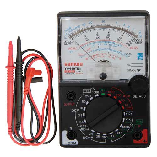 Đồng hồ kim YX-360TR