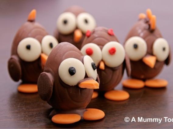Cadbury Chicks Recipe