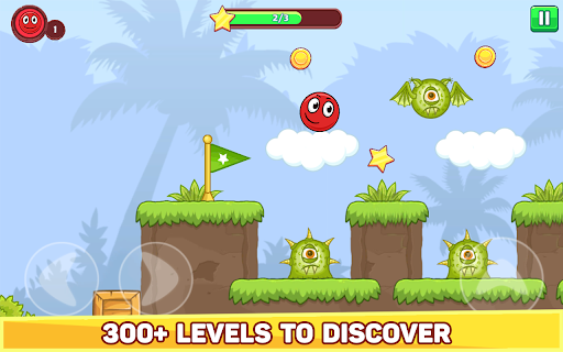 Bounce Ball 5 - Jump Ball Hero Adventure apktram screenshots 16