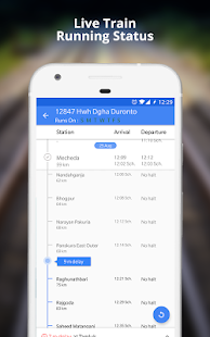 IRCTC Train Booking & Indian Railways PNR Status- screenshot thumbnail