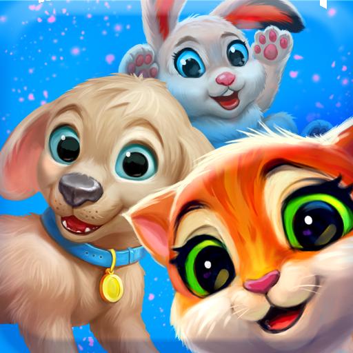 Garden Pets Puzzle (game)