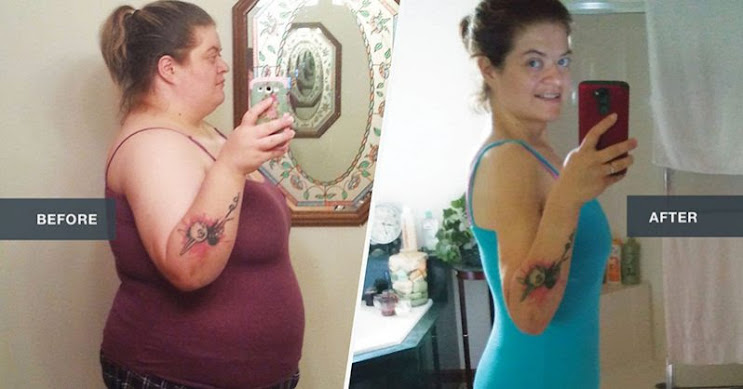 Mom Loses 215 Pounds By Following This Mantra Every Day