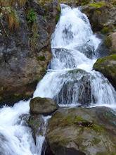 Photo: Mit soviel Wasser ...