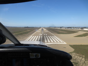 Photo: Smoooooooooooooth landing in Santa Maria