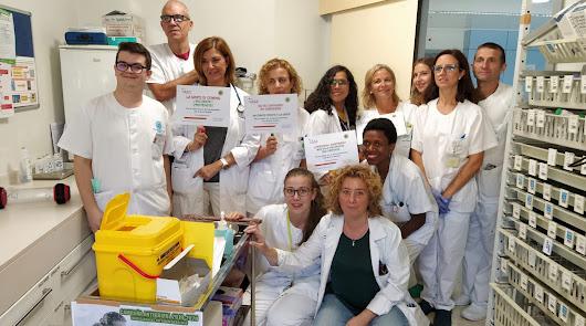 Récord de vacunación contra la gripe al personal sanitario de Torrecárdenas