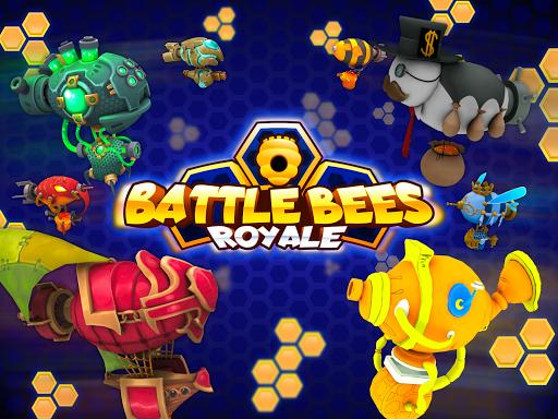 Code Triche Battle Bees Royale APK MOD screenshots 6