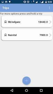 TripOcounT OfflineBillSplitter - náhled