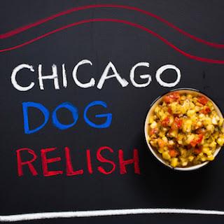 Chicago Dog Relish