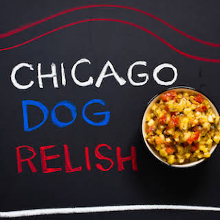 Chicago Dog Relish.