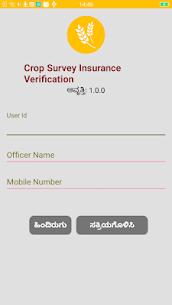 Crop Survey – Insurance Verification App Apk  Download For Android 1